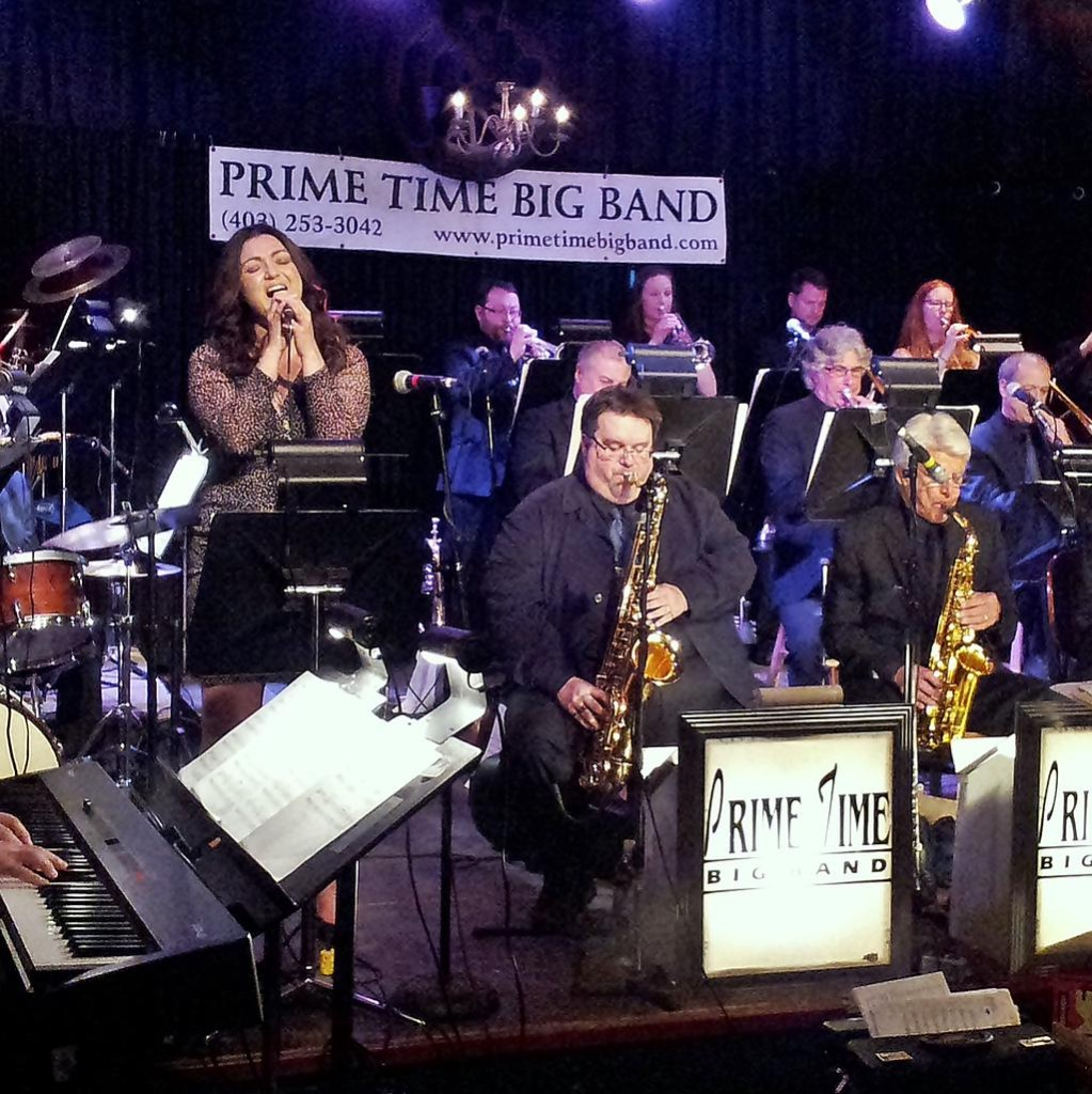 Prime Time Big Band pic