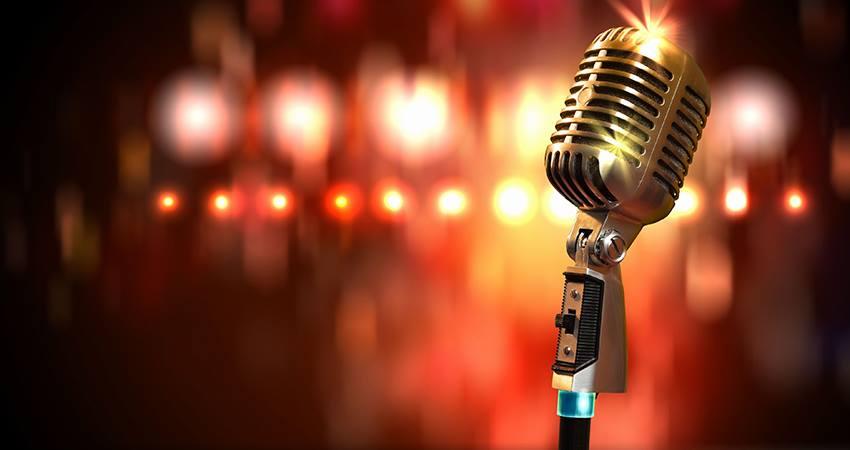 mic-shot
